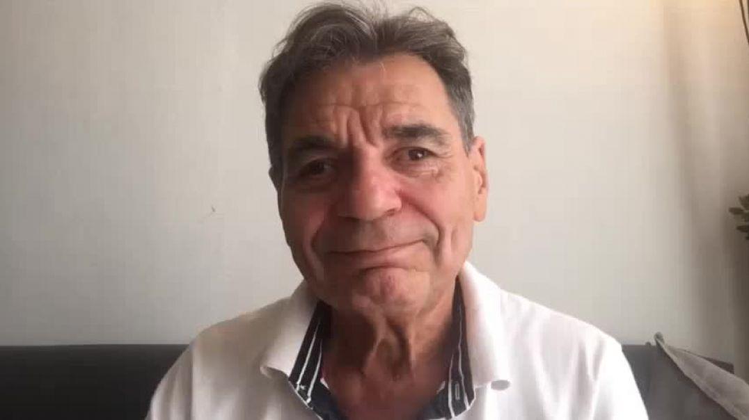 Reconocido químico y ufologo Corrado malanga se refiere a la situación sanitaria actual