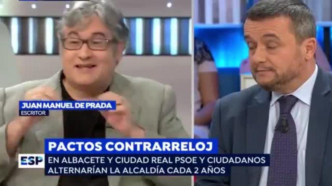 CUANDO ALGUIEN DICE LA REALIDAD QUE PASA EN ESPAÑA  PARTITOCRACIA