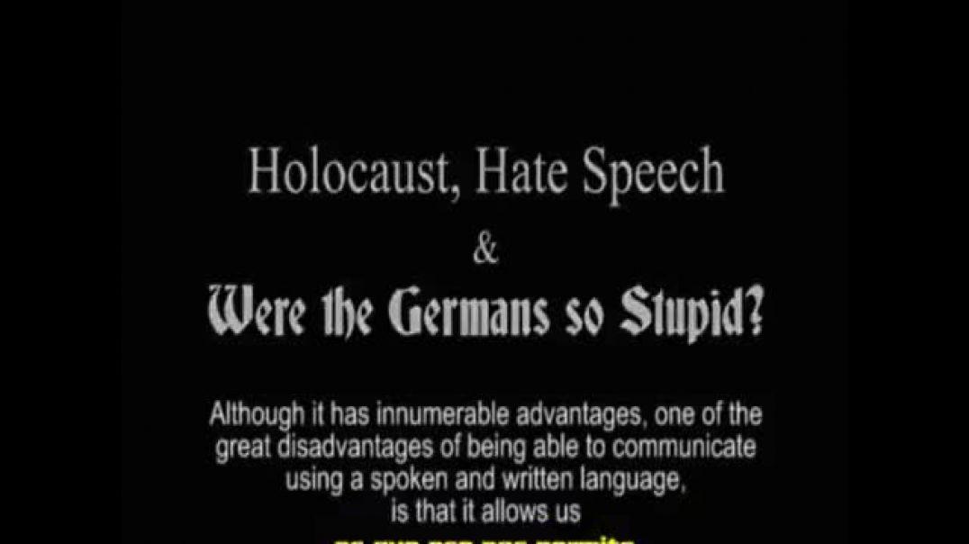 Sobre la gran mentira del holocausto