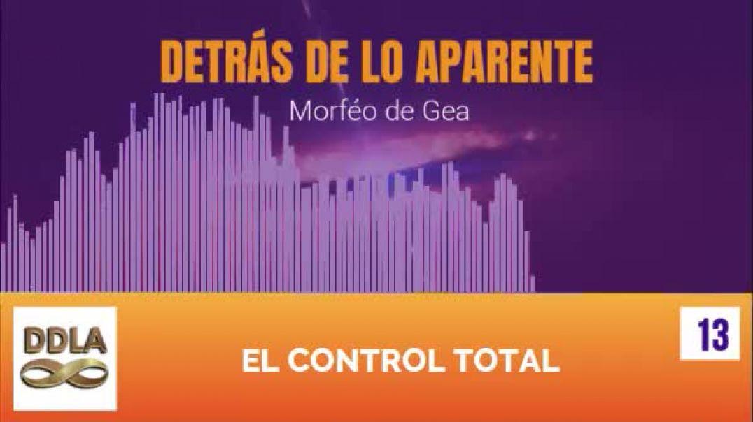 DDLA 013. EL CONTROL TOTAL.