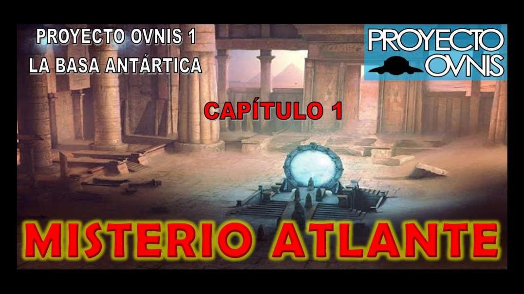 PROYECTO OVNIS T1X01 - MISTERIO ATLANTE