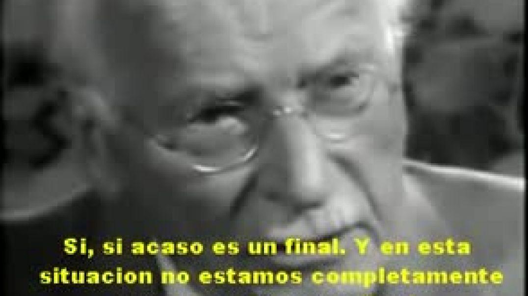 Carl Gustav Jung hablando sobre la muerte