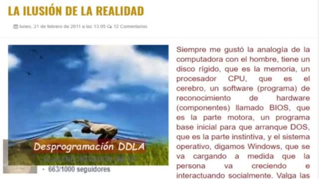 002) LA DESPROGRAMACIÓN