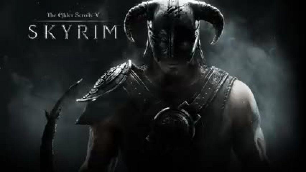 skyrim - theme song Dovahkiin - subtitulado al español (RS)