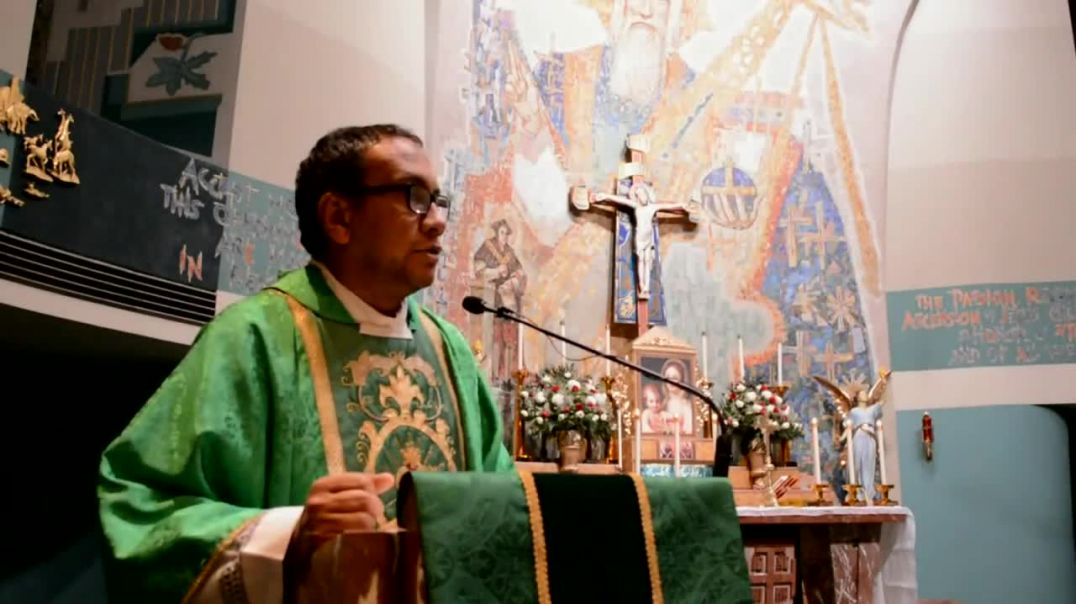 El Comunismo. Misa del Padre Juan Carlos Gavancho.