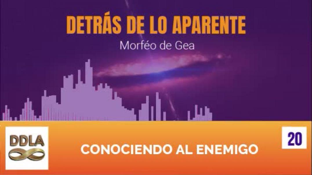 DDLA 020. CONOCIENDO AL ENEMIGO.