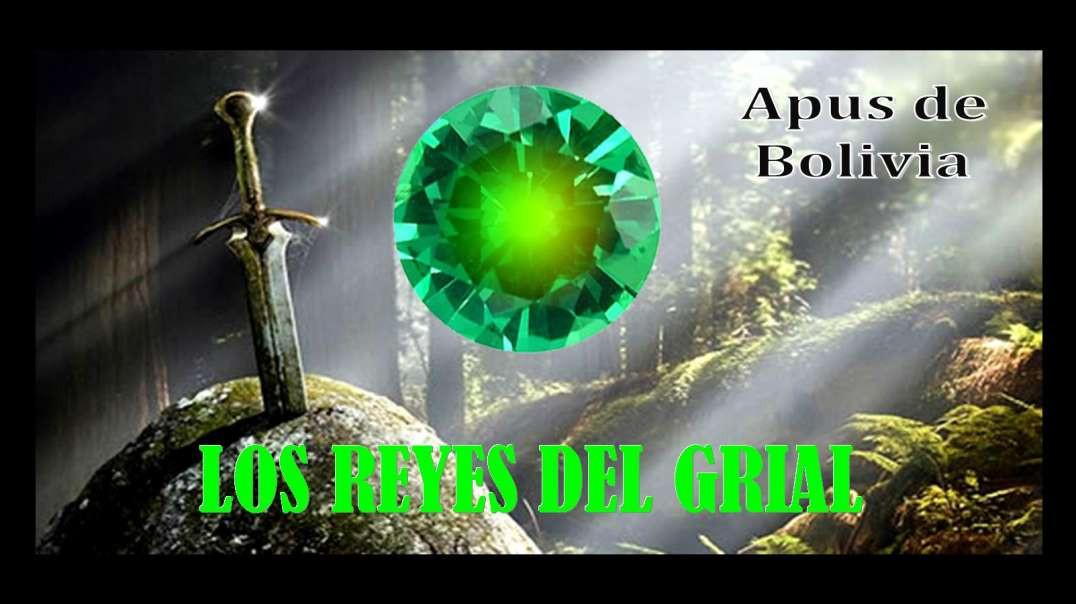 LOS REYES DEL GRIAL / APUS DE BOLIVIA / METAROCK