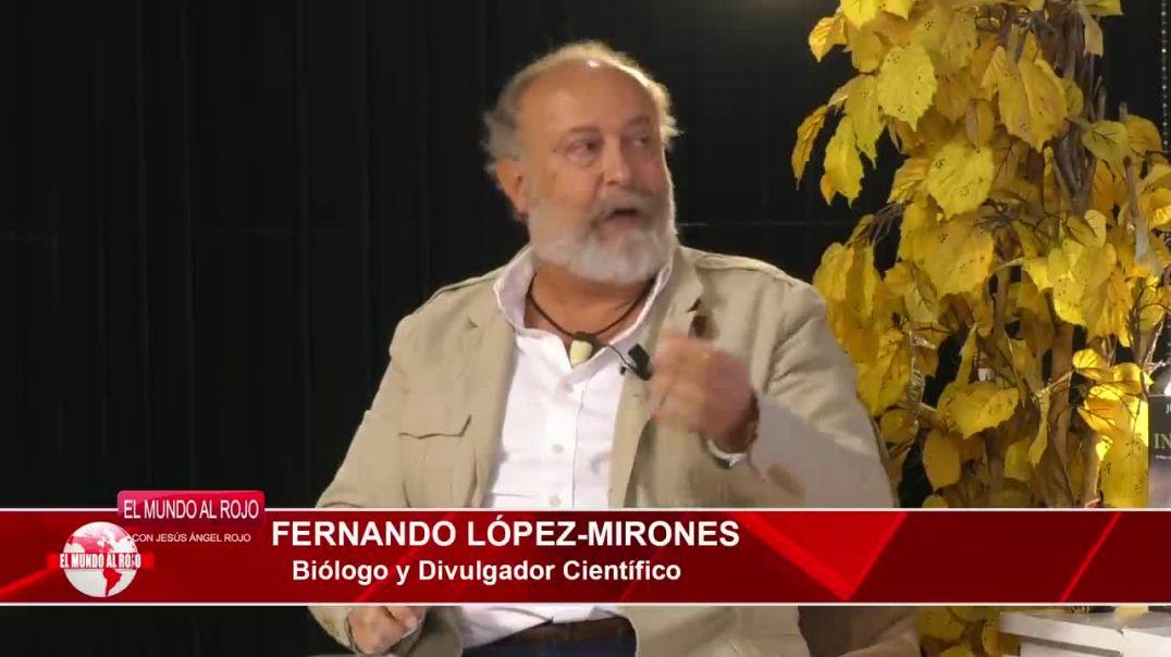 SARS COV-2, FERNANDO LOPEZ MIRONES, biologo
