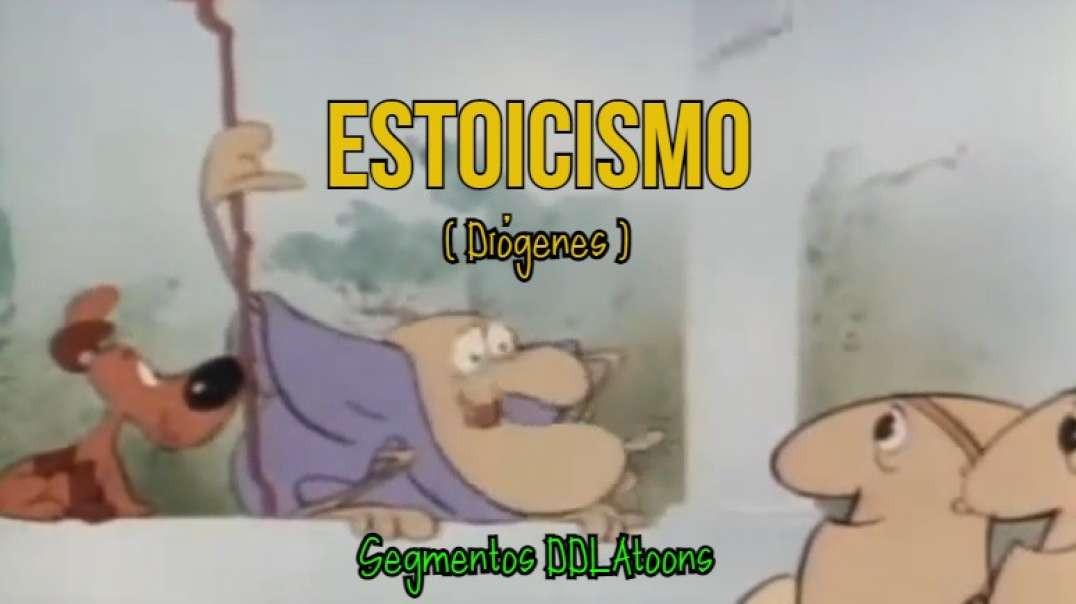 Segmentos DDLAtoons - ESTOICISMO ( Diógenes )