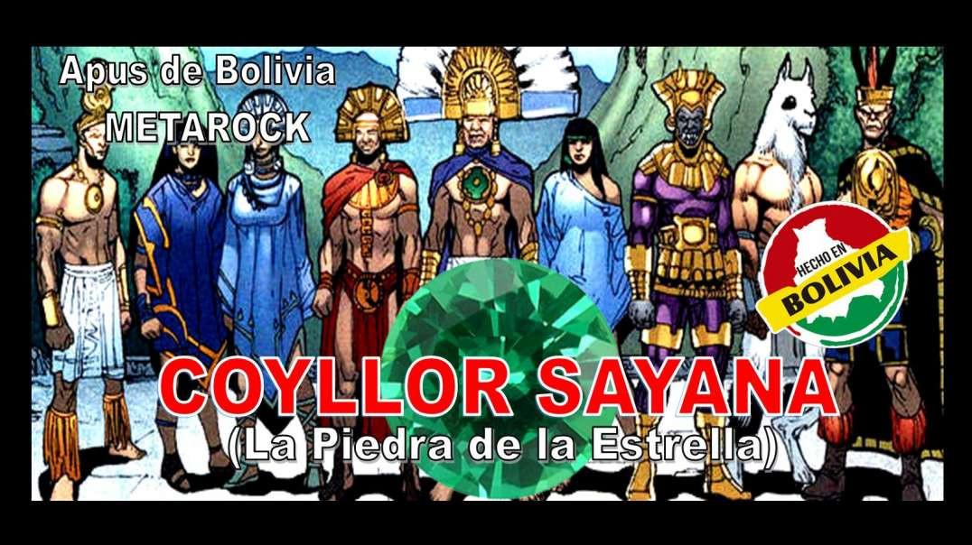 BELICENA VILLCA COYLLOR SAYANA / APUS DE BOLIVIA