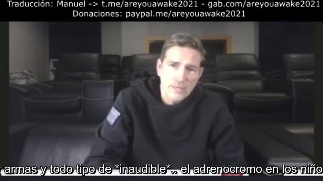 ATENCION!TRADUCCIÓN DEL VIDEO DE JIM CAVIEZEL HABLANDO DE TÚNELES Y ADRENOCROMO
