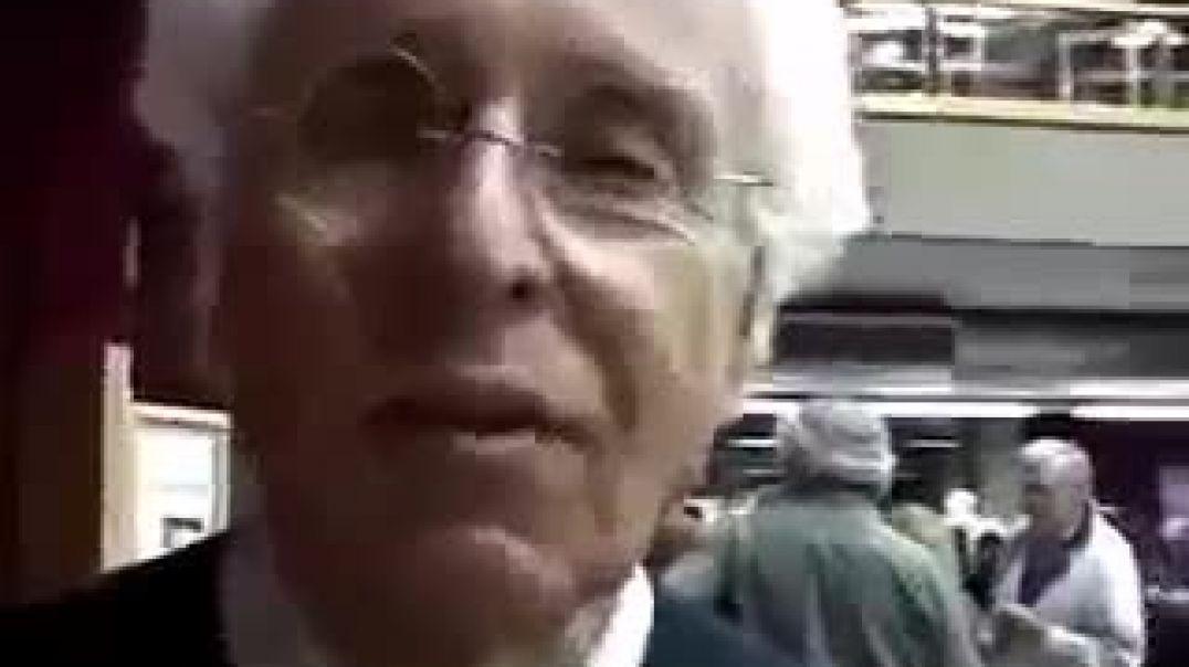 Jerry Mander Presidente del Foro internacional de globalización