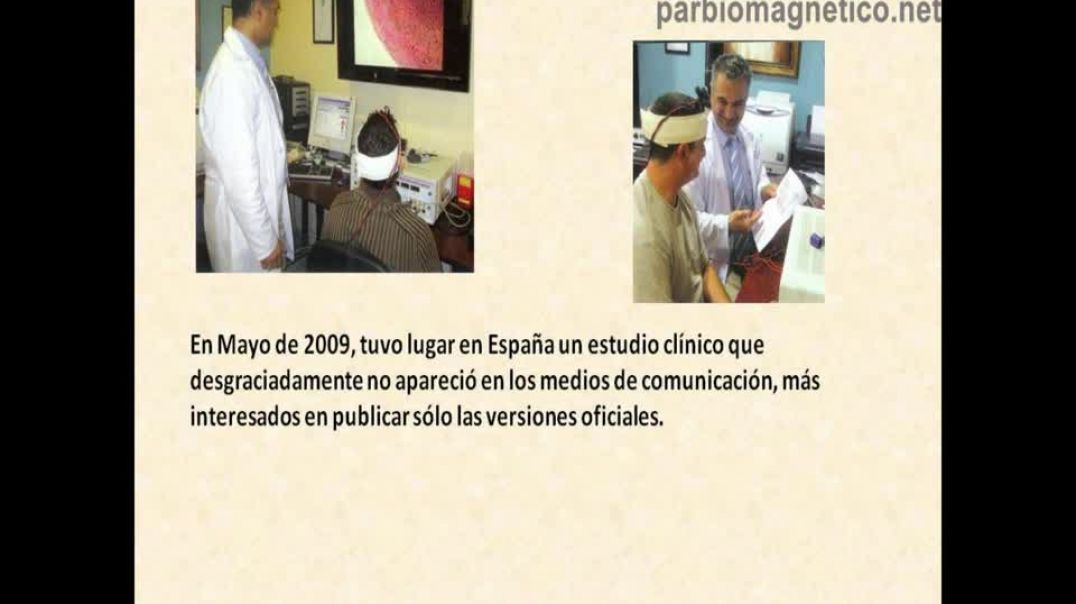 PAR BIOMAGNETICO- EFICACIA DEMOSTRADA - DOCTOR GOIZ