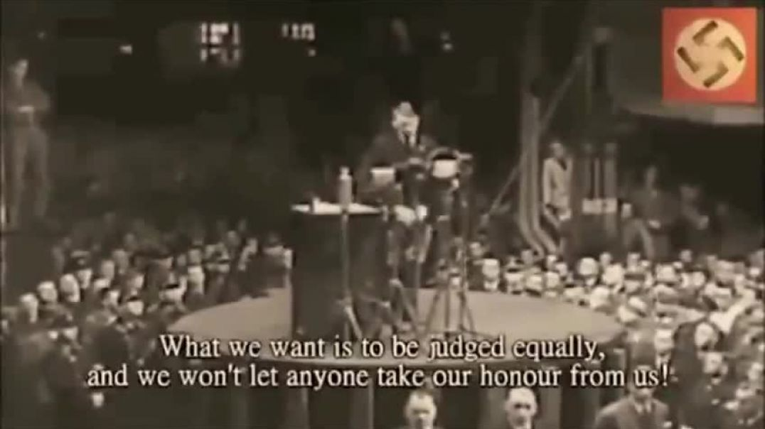 Una breve recopilación de los discursos de Hitler sobre sus ofertas de paz