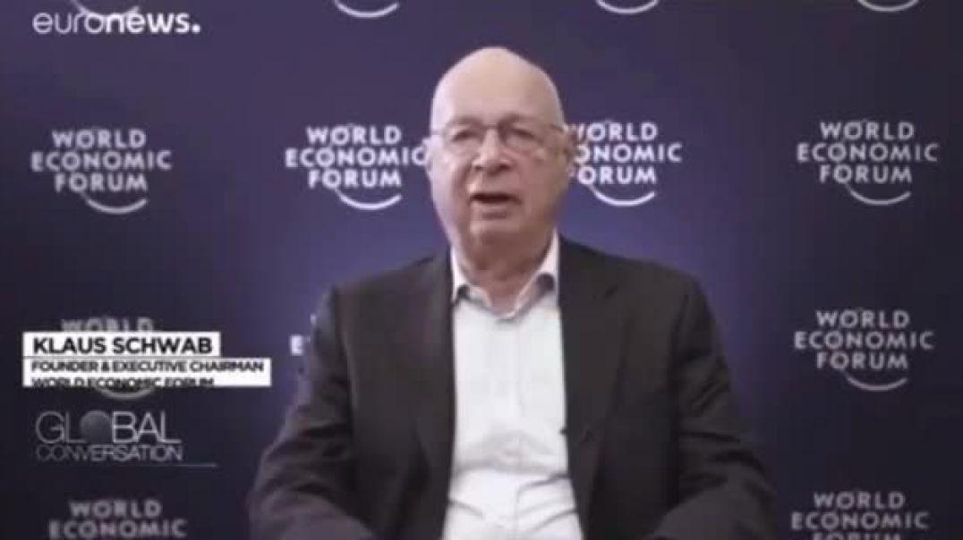 No os perdáis lo que dice en este vídeo el fundador del Foro Económico Mundial, ¿Se viene reseteo