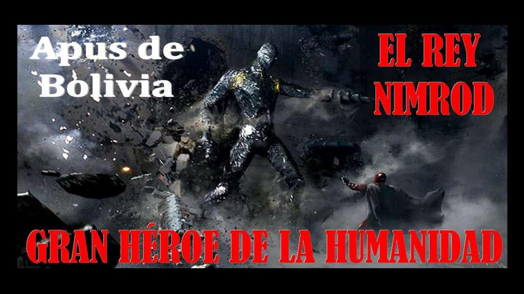 REY NIMROD - APUS DE BOLIVIA - METAROCK