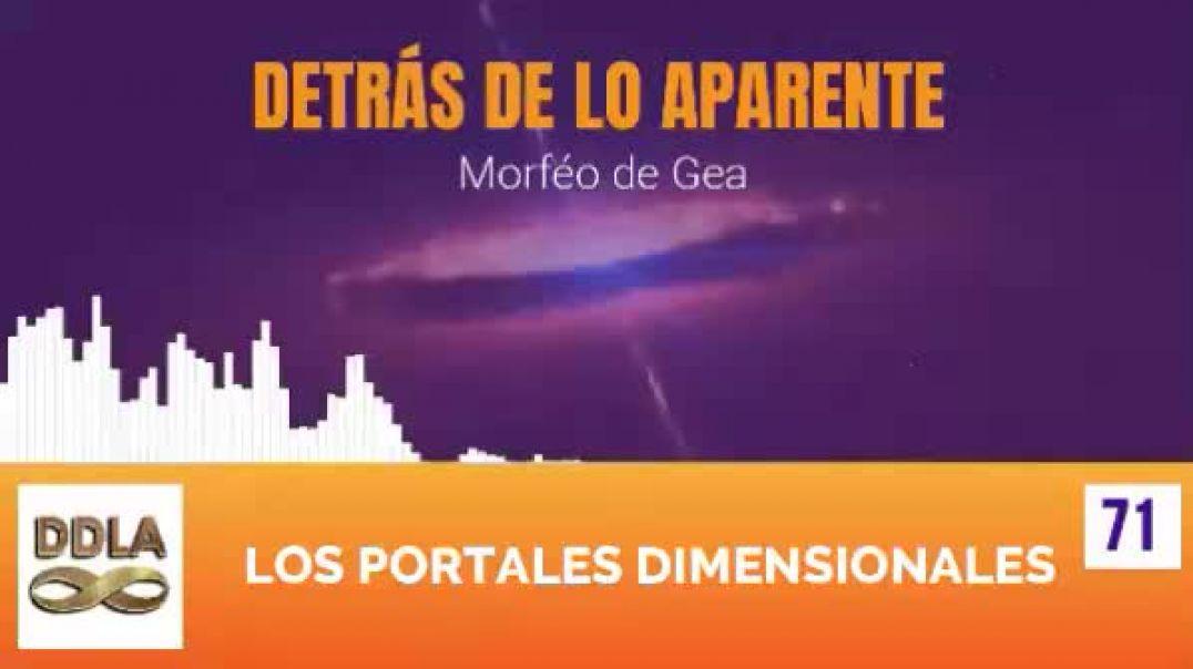 LOS PORTALES DIMENSIONALES.