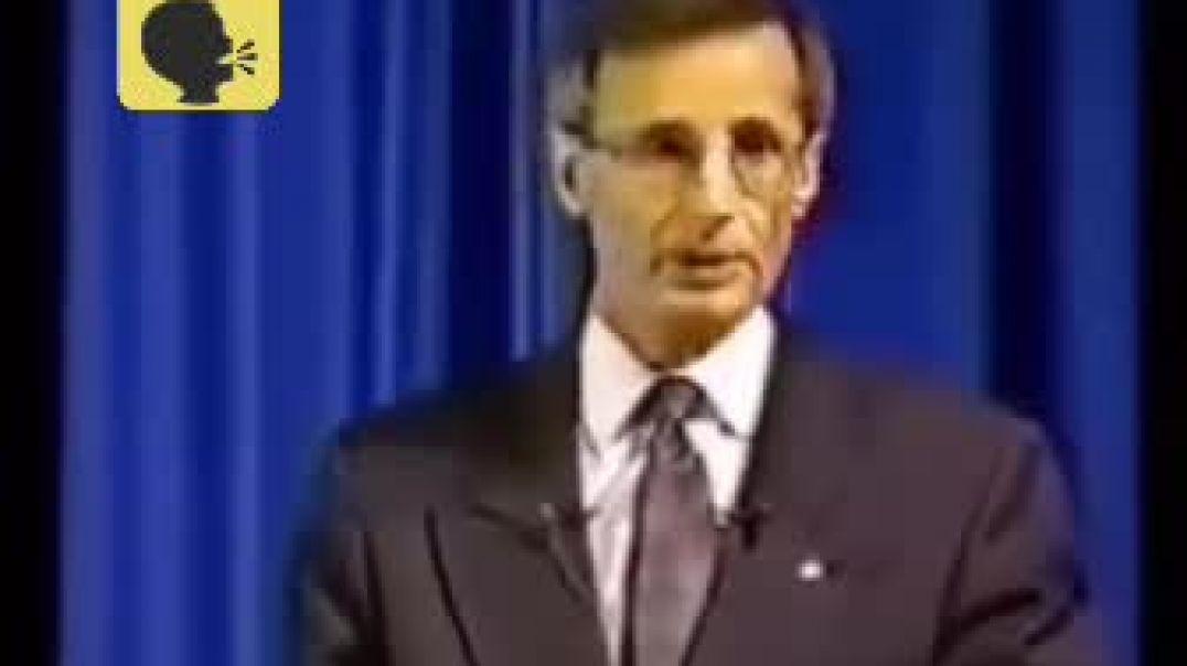 Discurso franmasón del Dr Pierre Gilbert en 1995