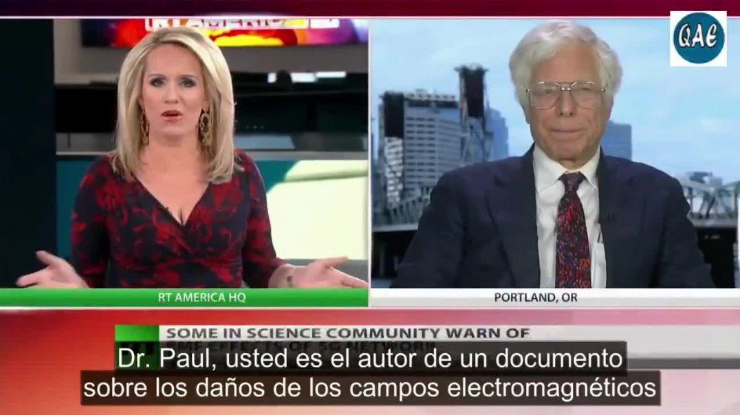 ANUNCIAN GENOCIDIO CON EL ENCENDIDO 5G