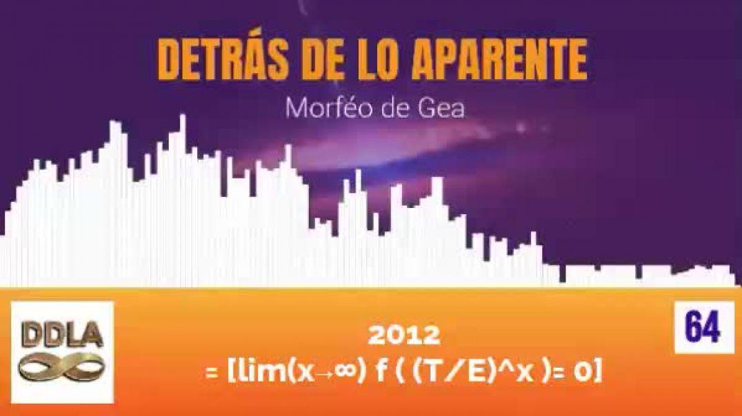DDLA 064. 2012 = [lim(x→∞) f ( (T/E)^x )= 0]