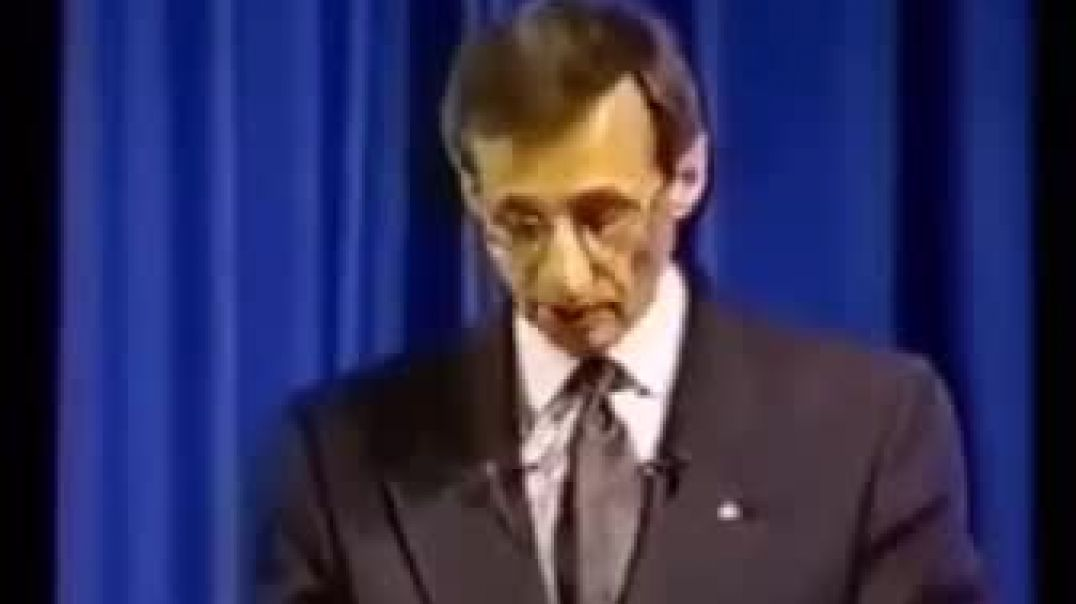 Francmasón explica la actual  agenda de control a la humanidad en 1995.