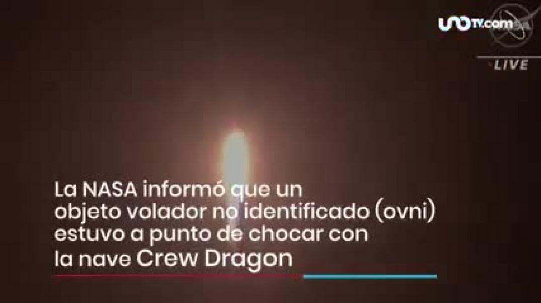 Nave Crew Dragón