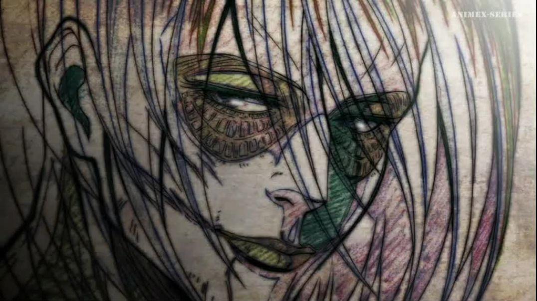 Ataque A Los Titanes (Shingeki no Kyojin) 17 El titán hembra - 57ª Expedición mas allá de los muros