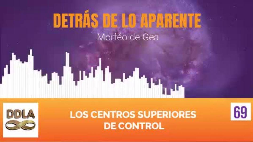 LOS CENTROS SUPERIORES DE CONTROL.