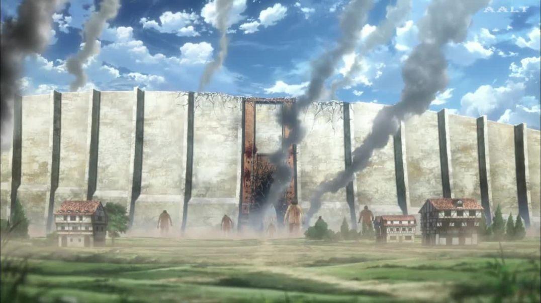 Ataque A Los Titanes (Shingeki no Kyojin) 09 Donde está el brazo izquierdo - La defensa de Trost - P