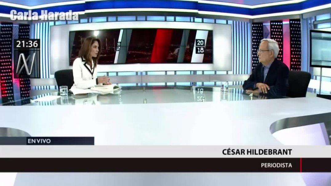 César Hildebrandt - Ahora los periodistas dicen publicidad