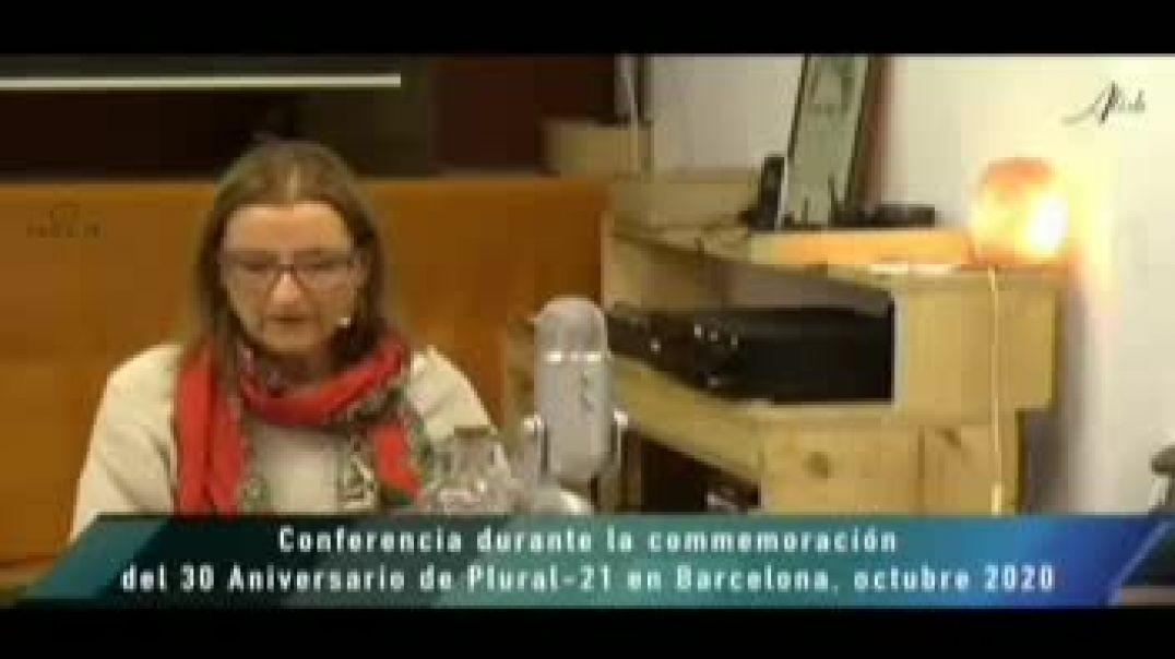 Carme Jiménez Huertas - Fragmento conferencia, 30 aniversario Plural-21