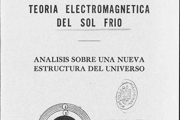 Araujo, Isaías - Teoría electromagnética del sol frío