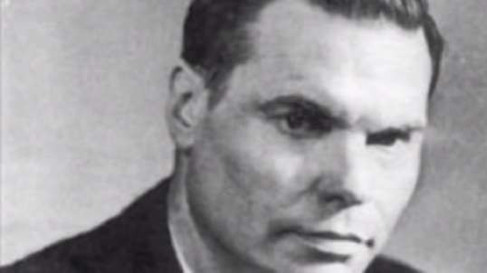 GEORGE LINCOLN ROCKWELL INTERVIEW