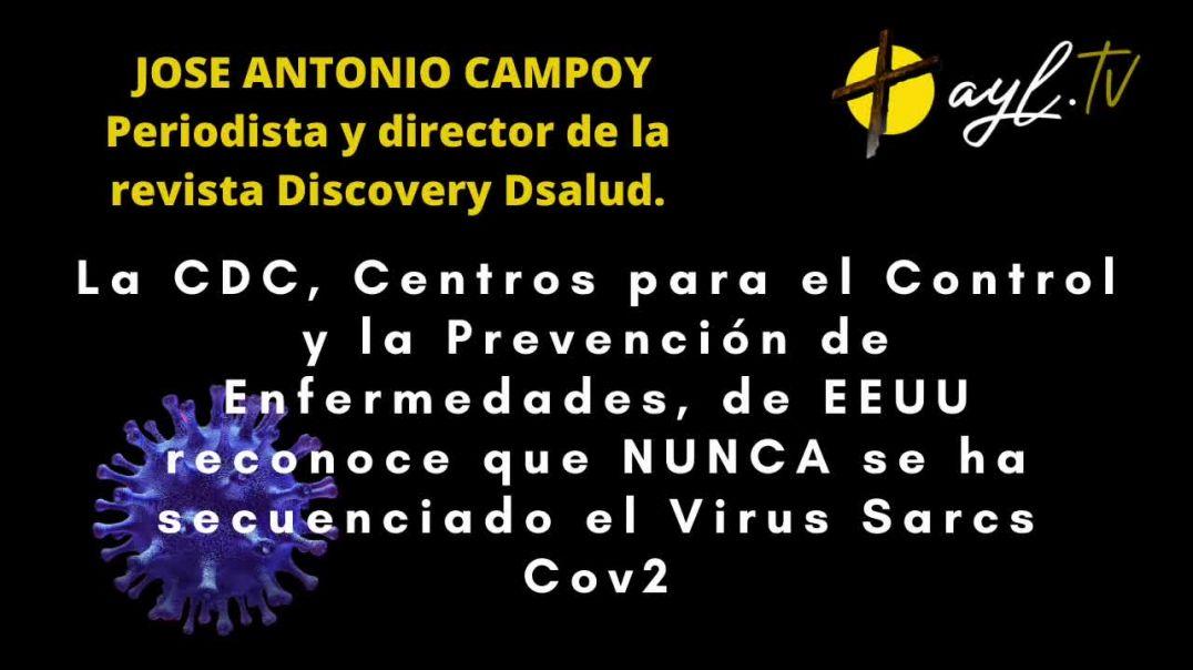 J.Antonio Campoy, EL VIRUS NO SE HA AISLADO NUNCA!