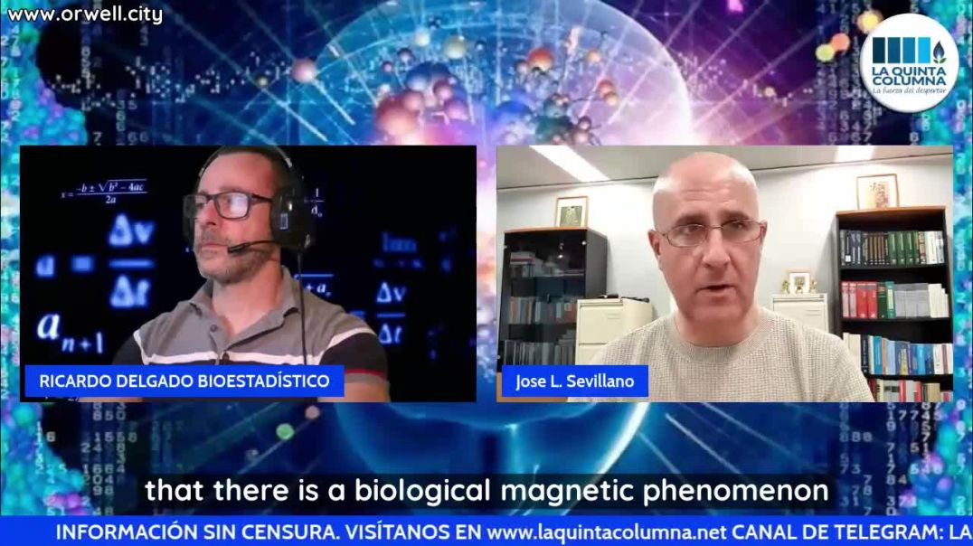 Dr. José Luis Sevillano calls on people to continue recording magnetic arm videos