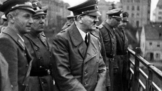 ADOLF HITLER ON THE WAR WITH THE BRITISH