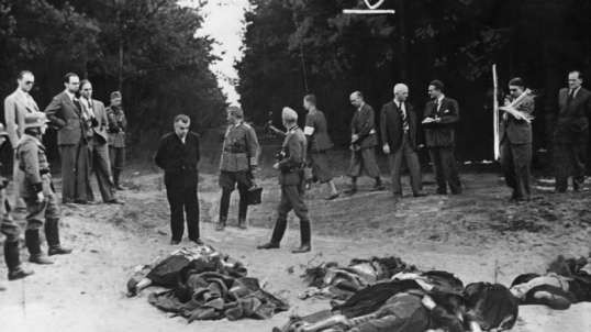 WHAT HITLER SAID ABOUT THE DANZIG-BROMBERG MASSACRES