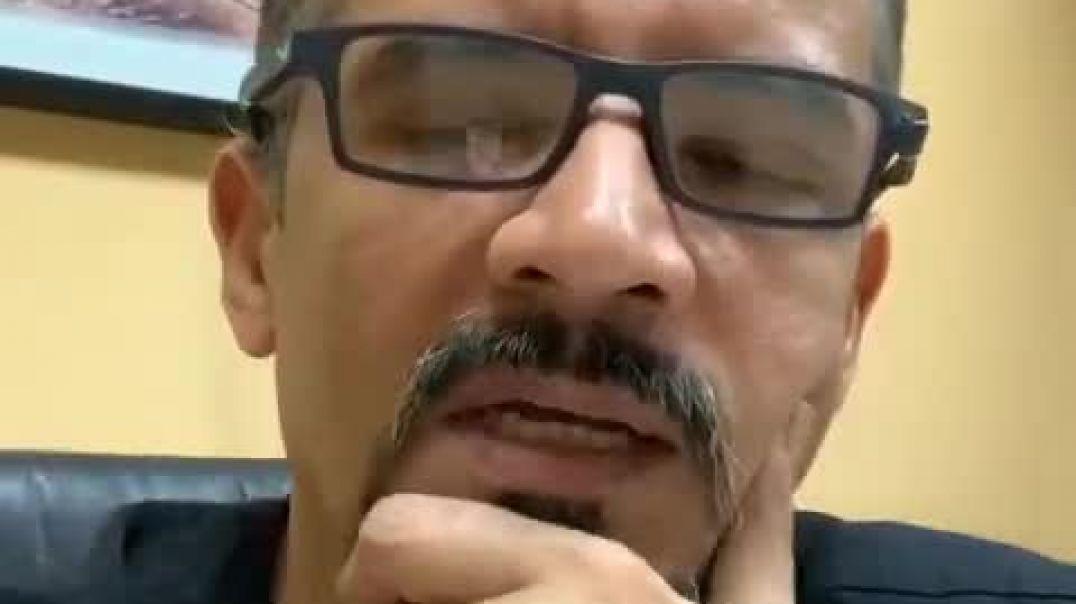 Medico hablando sobre las barbaridades que se están cometiendo en esta farsa del virus