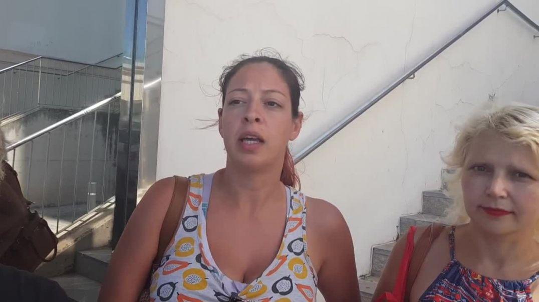El trato que están recibiendo los niños secuestrados en Mallorca