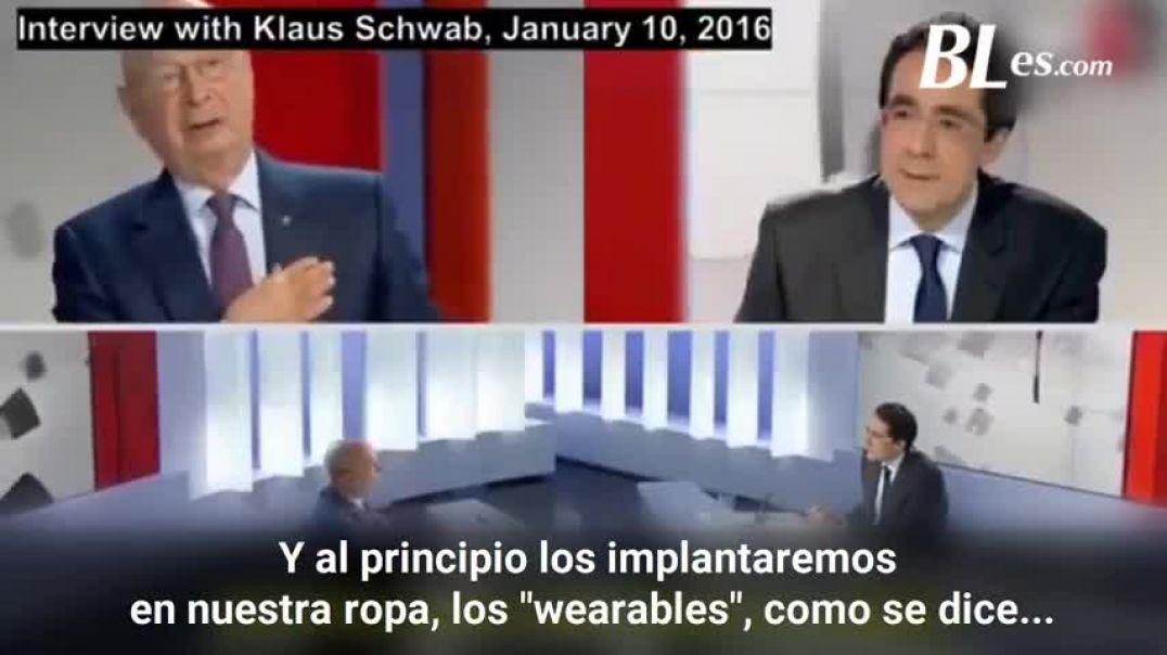 KLAUS EL FUNDADOR Y DIRECTOR DEL FORO DE DAVOS