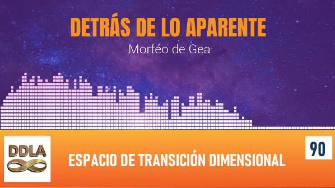 ESPACIO DE TRANSICIÓN DIMENSIONAL