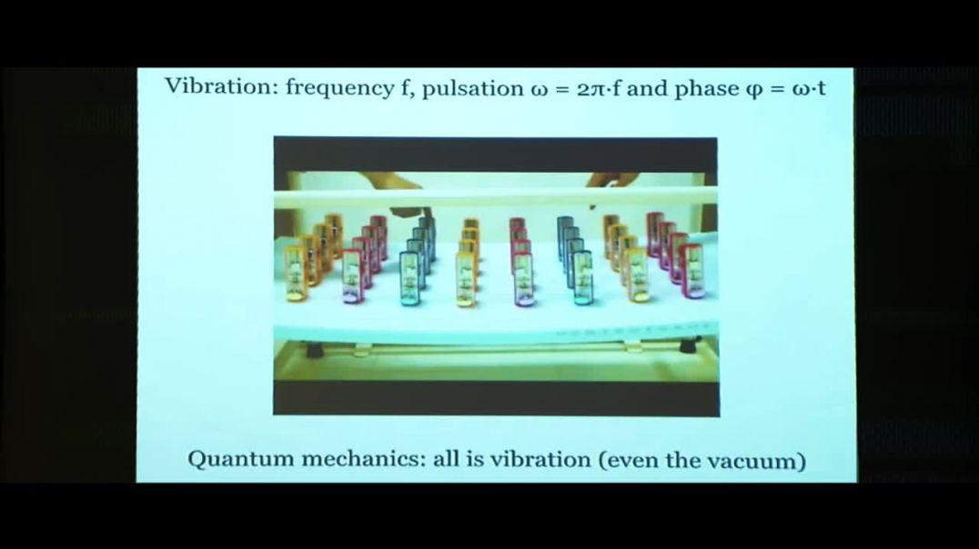 La Fisica Cuantica explica la homeopatía 1 de 2