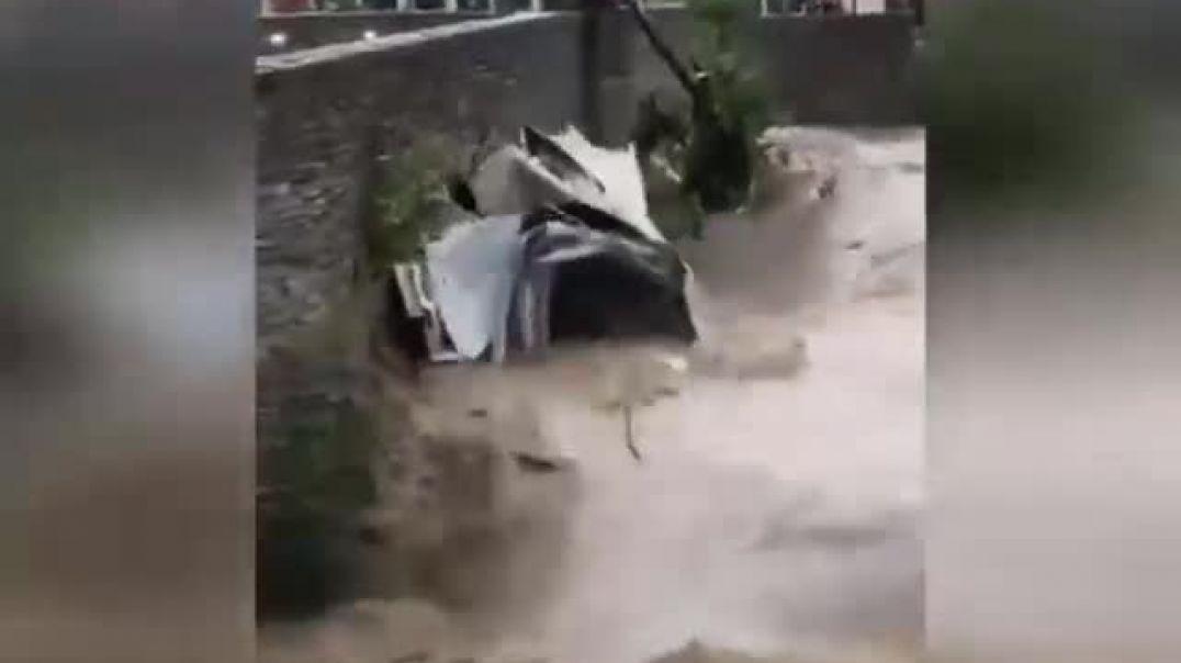 catastrofe climatica en alemania