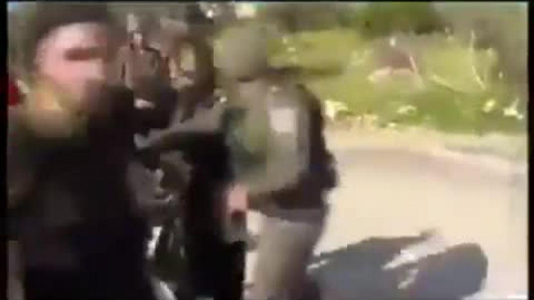 La COBARDÍA de los soldados israelíes