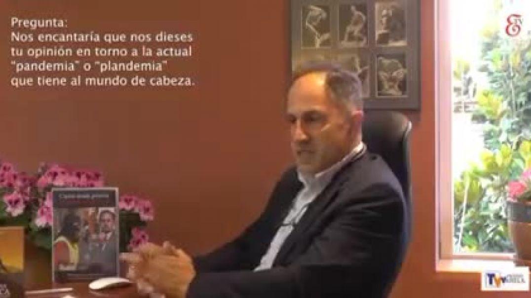 Pedro Varela siempre muy elocuente y razonable
