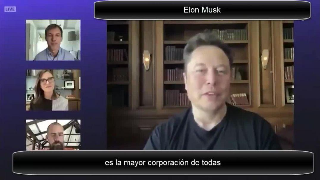 Elon Musk, los gobiernos son corporaciones