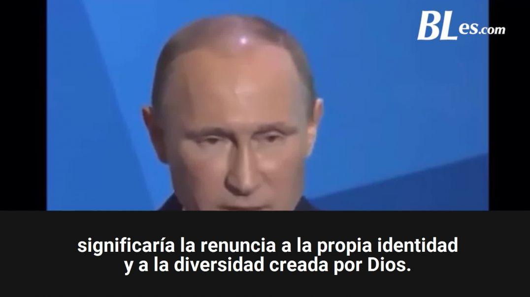Discurso de Vladimir Putin 2013