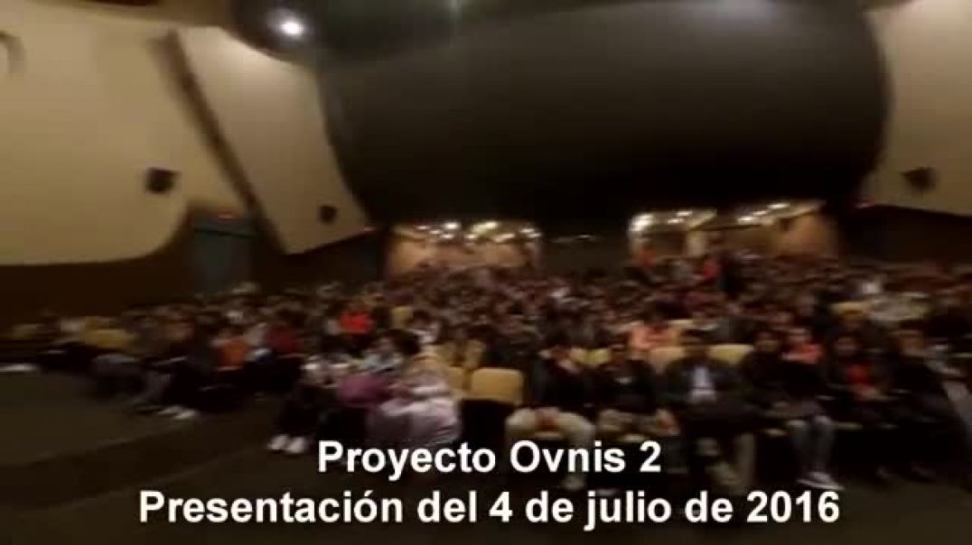 PLAN ANDINIA - CUARTA GUERRA MUNDIAL - PROYECTO OVNIS 2