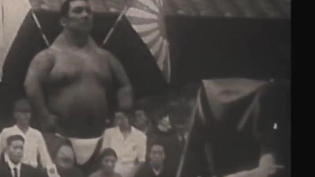 Gigante Japones de finales del siglo 19