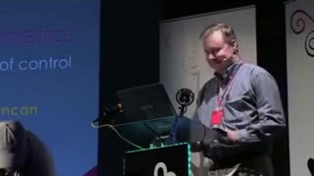 Excientifico del DARPA explica el Proyecto Blue Beam y la fusión Hombre Máquina
